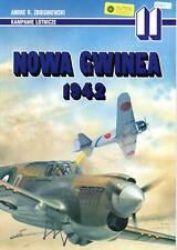 AJ PRESS - Monografia n. 11 (1997) - CAMPAGNA AEREA NUOVA GUINEA 1942 in polacco