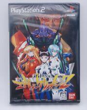 New! PlayStation 2 Neon Genesis Evangelion 2 Japan import Factory Sealed PS2