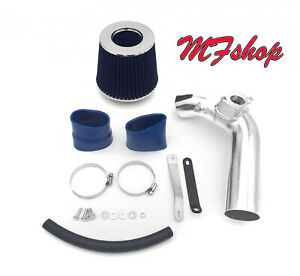 Blue For 2008-2014 Mitsubishi Lancer 2.0L 2.4L L4 Air Intake Kit + Filter