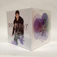 SOMEDAY By JUSTIN BIEBER PERFUME FOR WOMEN EDP SPRAY 3.4 OZ 100 ML  NEW IN BOX