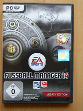 Fifa Fußball Manager 14 - Legacy Edition (PC, 2013, DVD-Box)