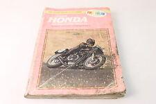 1972-78 Honda 350-550cc Fours Clymer's Repair Manual