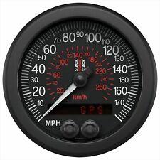 Stack 85mm GPS Car Speedo Speedometer Gauge | 0-180 MPH / 0-290 KM/H