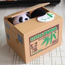 Coin Stealing Panda Money Box