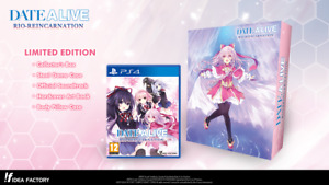 DATE A LIVE: Rio Reincarnation Limited Edition (PS4) DAMAGED BOX, SEE PICS