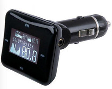 SCOSCHE Digital FM Transmitter With Card Reader & USB Port and Remote