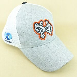 Norfolk Tides Baseball Hat Anchor Chain Logo AAA Minor League Baltimore Orioles