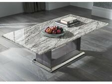 New Daniella Grey Marble Coffee Table