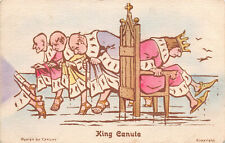 R107169 King Canute