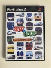 PS2 Densha de Go! Professional 2 (Japanese version)