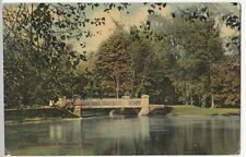 Bedfordshire; Luton, The Bridge, Wardown PPC, Unposted, c 1910's