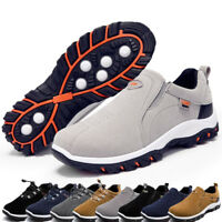 Winter Men's Sports Shoes Outdoor Casual Sneakers Running Athletic Walking Shoes