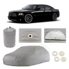 Dodge Charger 6 Layer Car Cover Fitted Outdoor Water Proof Rain Snow Sun Dust