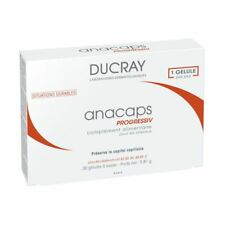 Ducray Anacaps Progressive - Dietary Supplement to Stregthen nails and hair