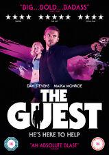 The Guest DVD 2014 Dan Stevens Maika Monroe