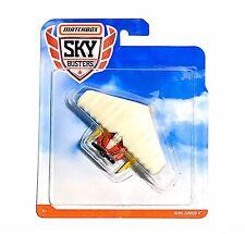 Matchbox 2019 Sky Busters AERO JUNIOR II SB-141 #9 Makani Tours Propeller Glider