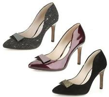 Clarks Suede Party Heels for Women