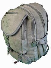 Canvas Laptop MacBook Backpack 11 13 15.6 Inch Rucksack Roamlite Rl25m (olive Gr