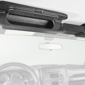 VDP 31700 Overhead Storage Shelf for Jeep Wranglers w/ Frt WindSheild Supports