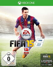 FIFA 15 (Microsoft Xbox One, 2014, DVD-Box)