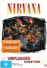 Nirvana: Unplugged in New York NEW DVD (Region 4 Australia)