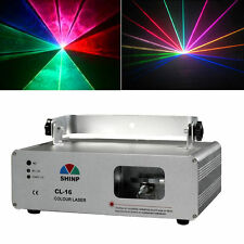 360mw Red Green Blue in Laser DMX Stage Light Home Party KTV DJ Lighting Effect