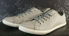 Converse Low CT Slim Ox OX 118815 LEATHER PHAETON GREY