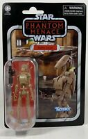 Hasbro Star Wars Vintage Collection Battle Droid VC78  Figure - New, 2021, NMC