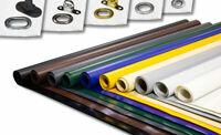 LKW PVC Plane 700g/m² PVC Material - extra stark - Ösen und Meterware TOP