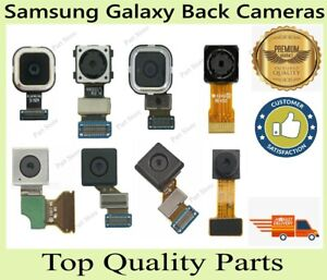 Samsung Galaxy A5 A7 S2 S5 S5 Neo S6 Edge S7 Alpha Back Cameras Replacement UK