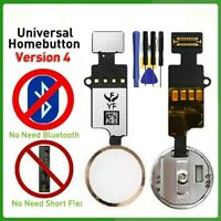 Universel Bouton Home Pour IPHONE 7/7 Plus / 8/8 Plus Or - 100% Fonction