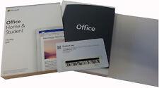 MS Office 2019 Home & Student multilingual   1 PC / Mac   Dauerlizenz   Box   DE