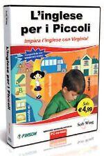 FINSON L'INGLESE PER I PICCOLI nuovo