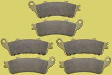 Honda CBR1100XX front & rear brake pads sintered/semi metal(1997-2008)FA261 type