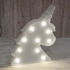Unicorn Marquee Light Night Light Lamp