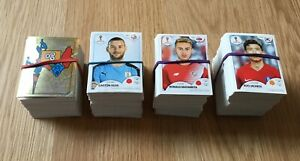 Panini World Cup Russia 2018 Stickers  - Finish your collection - No's 00-249