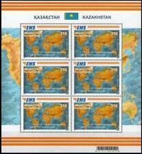 Kazakhstan 2019.Small sheet.EMS. NEW!!!!