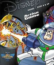 Buzz Lightyear of Star Command Action Game (PC, 2000)