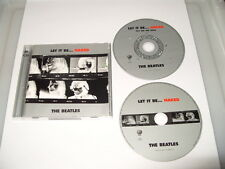 The Beatles - Let It Be (Original Soundtrack, 2003) 2 cd cds are excellent