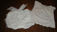 BOUTIQUE LUNA LUNA COPENHAGEN 6-2 PRINCESS TOP BLOOMER SET GORGEOUS