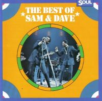 SAM & DAVE The Best Of CD BRAND NEW Soul Classics