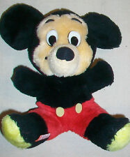 VINTAGE MICKEY MOUSE PLUSH STUFFED ANIMAL from R. PAKIN OF KOREA