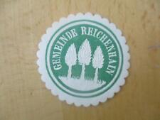 (33016) Siegelmarke - Gemeinde Reichenhain