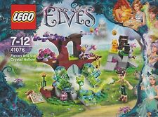LEGO  ELVES 41076 FARRAN AND THE CRYSTAL HOLLOW   New Nib Sealed