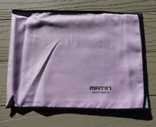 "Matin Soft Micro Fiber Protective Sleeve 10 X 7"" For Silver Serving Pieces"