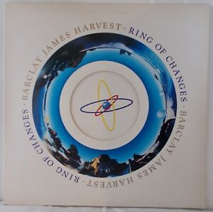 Barclay James Harvest - Ring of Changes 1983 LP.