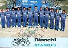 Team BIANCHI PIAGGIO 82 Cycling ciclismo BARONCHELLI ERIK PEDERSEN LANCONELLI
