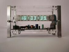 Tube clock led lamp IV-18 clock nixie IV-18 VFD clock IN