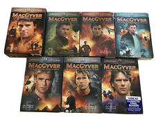 New listing MacGyver: The Complete Collection (Dvd) By Paramount Pictures (2005)