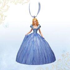 Disney STORE Cinderella Figure Ornament Live Action Film 2015 NEW NIB princess